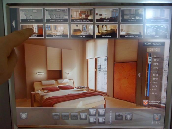 Wizualizacja – apartamenty